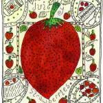 """Strawberry"" by julienicholls"