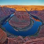 """Horseshoe Bend of the Colorado River"" by GregStringham"