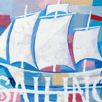Sailing Art Prints & Posters by Lutz Baar