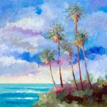 """Laguna Palms"" by WillyDaleArt"