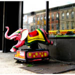 """urban elephant"" by JamesHanlon"