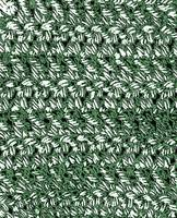 Crocheted in Green Photo