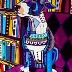 """Miniature Bull Terrier"" by hgaller"