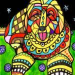 """goldendoodle"" by hgaller"