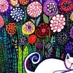 """Sleeping Cat"" by hgaller"