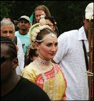 Odissi performer