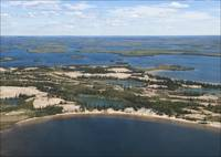 Eskers For Ever Northern Territories