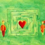 """""""Love Maze"""" by julienicholls"""