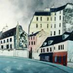 """""""Batou Street"""" by davidculp"""