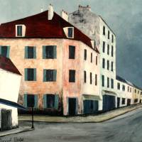 Rue Paquet Art Prints & Posters by David Culp
