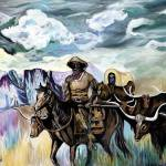"""""""buffalo soldier"""" by timgilesafroartsandcrafts"""