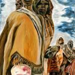 """""""feast to famine"""" by timgilesafroartsandcrafts"""