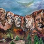 """monumental man"" by timgilesafroartsandcrafts"