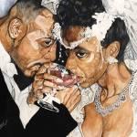 """Giles_wedding"" by timgilesafroartsandcrafts"