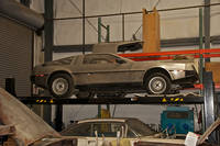 1981 DeLorean DMC-12 'Waiting for the Future'