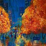"""Rain"" by justynakopania"