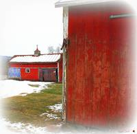Red Barns
