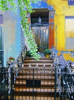 Townhouse in Spring