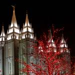 """Christmas on Temple Square"" by GregStringham"