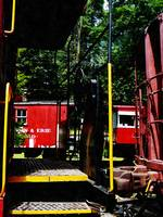 Morristown And Erie Caboose