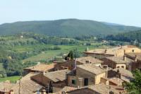 Views of Montepulciano, Italy