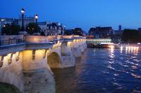 Pont Neuf at Night