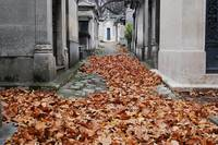 Autumn at Pere Lachaise