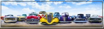 Hot Rod Line Up