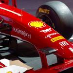 """""""Red Shell Formula One Race car"""" by ben-eisenberg"""