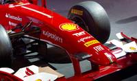 Red Shell Formula One Race car
