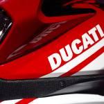 """Ducati Stripes"" by ben-eisenberg"
