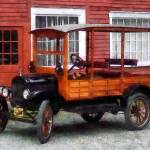 """Model T Station Wagon"" by susansartgallery"