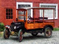 Model T Station Wagon