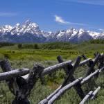 """_MG_2695.Buffalow Valley rail fence.1"" by SamSherman"