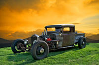 Rat Rod 'Sunrise Rodent'