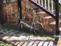 Folding Bicycle Antigua