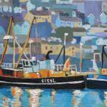 """Cornish Harbour 1"" by emmacownie"