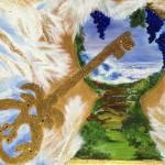"""Key of David"" by gloryart"