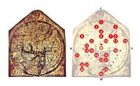 Hereford Mappa Mundi Explained left image high res