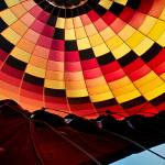 """Hot Air Patchwork"" by PadgettGallery"