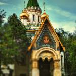 """The Russian Church"" by annayanev"