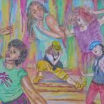 """Soul Dancers"" by BorsosAnnaRuzsan"