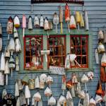 """Old Buoys"" by GeorgeElliottPhotos"