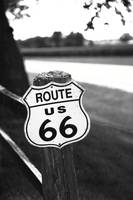 Route 66 Shield 2012