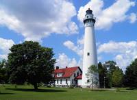 Wind Point Light House