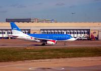 BMI New Airbus A319