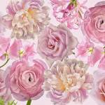 """Wall Flowers"" by CoraNiele"