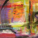 """Kindness of Strangers Abstract Art"" by BlendaStudio"