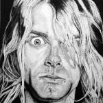 """Kurt Cobain"" by conoce3000"