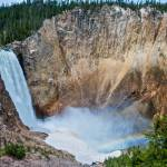 """Yellowstone Falls"" by roamingnomadphotography"